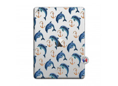 Coque iPad AIR Dauphins