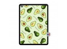 Coque iPad AIR Sorbet Avocat Noir