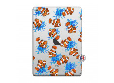 Coque iPad AIR Poisson Clown