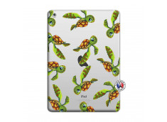 Coque iPad AIR Tortue Géniale