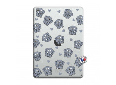 Coque iPad AIR Petits Elephants