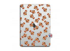 Coque iPad AIR Petits Poissons Clown