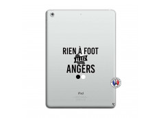 Coque iPad AIR Rien A Foot Allez Angers