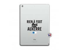 Coque iPad AIR Rien A Foot Allez Auxerre