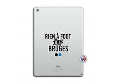 Coque iPad AIR Rien A Foot Allez Bruges