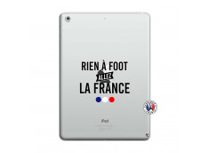 Coque iPad AIR Rien A Foot Allez La France