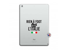 Coque iPad AIR Rien A Foot Allez L'Italie