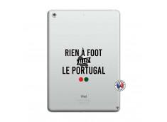 Coque iPad AIR Rien A Foot Allez Le Portugal