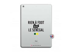 Coque iPad AIR Rien A Foot Allez Le Senegal
