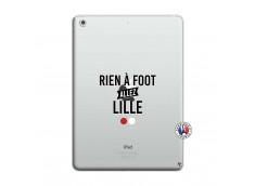 Coque iPad AIR Rien A Foot Allez Lille