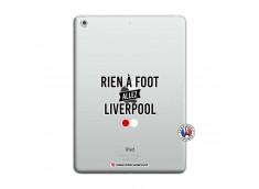 Coque iPad AIR Rien A Foot Allez Liverpool