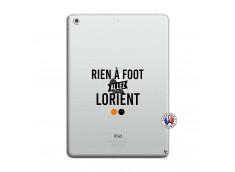 Coque iPad AIR Rien A Foot Allez Lorient