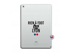 Coque iPad AIR Rien A Foot Allez Lyon