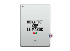 Coque iPad AIR Rien A Foot Allez Le Maroc
