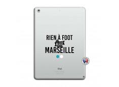 Coque iPad AIR Rien A Foot Allez Marseille