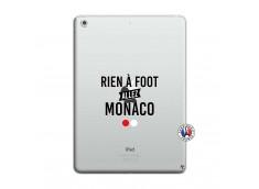 Coque iPad AIR Rien A Foot Allez Monaco