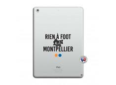 Coque iPad AIR Rien A Foot Allez Montpellier