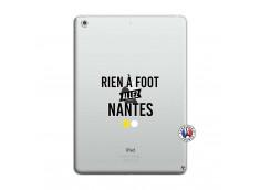 Coque iPad AIR Rien A Foot Allez Nantes
