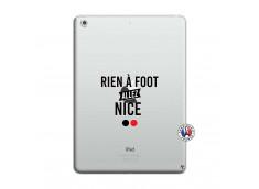 Coque iPad AIR Rien A Foot Allez Nice