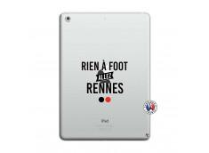 Coque iPad AIR Rien A Foot Allez Rennes