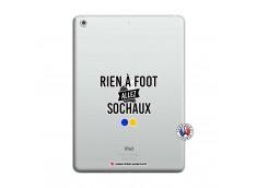 Coque iPad AIR Rien A Foot Allez Sochaux