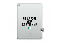 Coque iPad AIR Rien A Foot Allez St Etienne