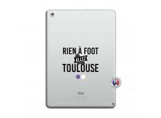 Coque iPad AIR Rien A Foot Allez Toulouse