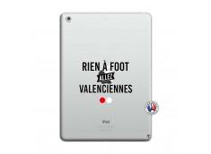 Coque iPad AIR Rien A Foot Allez Valenciennes