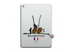 Coque iPad AIR 100 % Rugbyman Entre les Poteaux