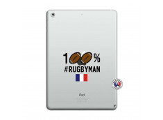 Coque iPad AIR 100% Rugbyman