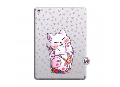 Coque iPad AIR Smoothie Cat