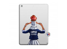 Coque iPad AIR Super Maman Et Super Bébé