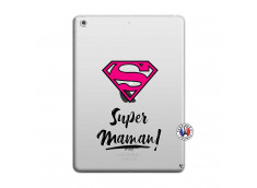 Coque iPad AIR Super Maman