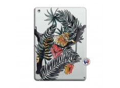 Coque iPad AIR Leopard Tree