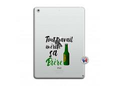 Coque iPad AIR Tout Travail Merite Sa Biere
