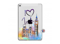 Coque iPad Mini 4 I Love London