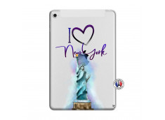 Coque iPad Mini 4 I Love New York