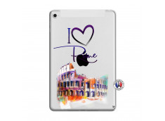 Coque iPad Mini 4 I Love Rome