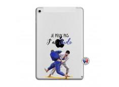 Coque iPad Mini 4 Je peux pas j'ai Judo