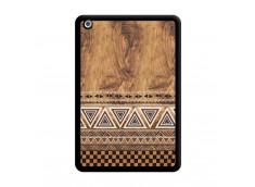 Coque iPad Mini 3/2/1 Aztec Deco Noir