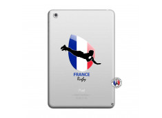Coque iPad Mini 3/2/1 Coupe du Monde de Rugby-France
