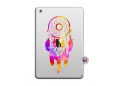 Coque iPad Mini 3/2/1 Dreamcatcher Rainbow Feathers