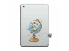Coque iPad Mini 3/2/1 Globe Trotter
