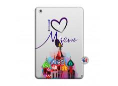 Coque iPad Mini 3/2/1 I Love Moscow