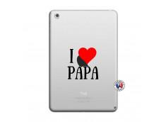 Coque iPad Mini 3/2/1 I Love Papa