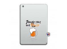 Coque iPad Mini 3/2/1 Jamais Sans Ma Rousse