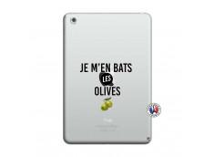 Coque iPad Mini 3/2/1 Je M En Bas Les Olives