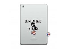 Coque iPad Mini 3/2/1 Je M En Bas Les Steaks
