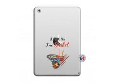 Coque iPad Mini 3/2/1 Je Peux Pas J Ai Basket