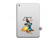 Coque iPad Mini 3/2/1 Je Peux Pas J Ai Bricolage